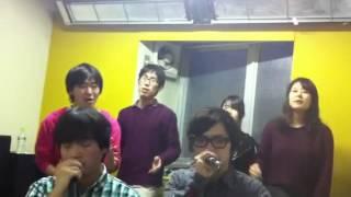 横浜市立大学Hepburn'sのアカペラバンド!タクノミクスです! 曲はpentatonixのgive me just one nightです☆聴いてください.