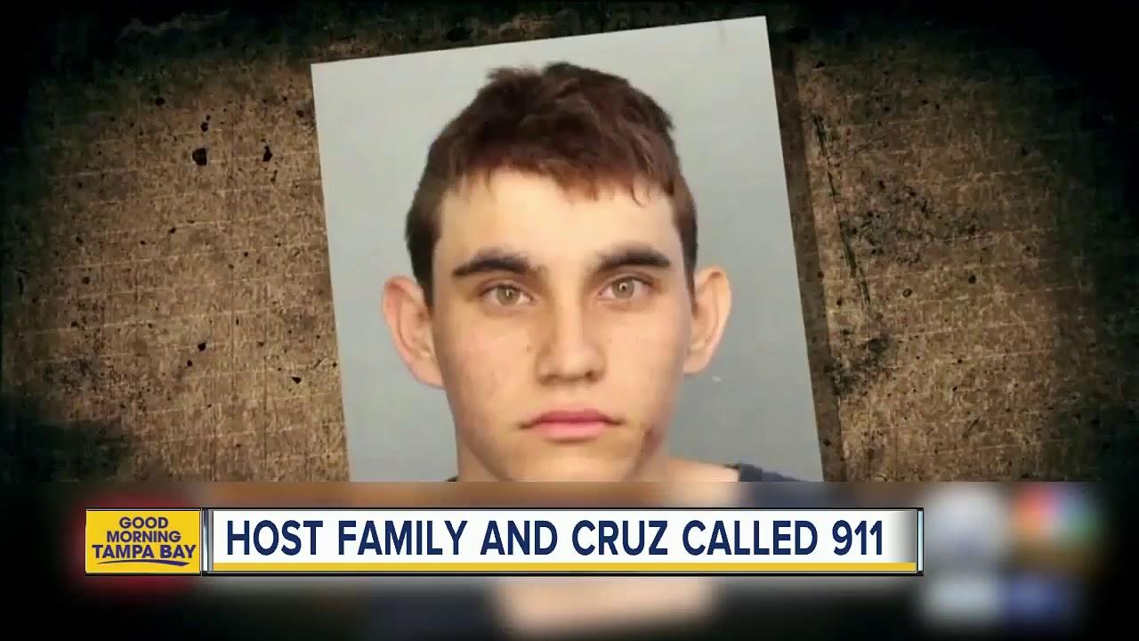 911 call released of Florida school shooting suspect Nikolas Cruz