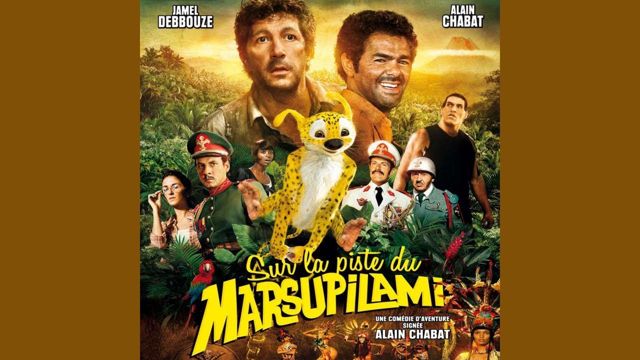 Sur la piste du Marsupilami - Hermoso (bande originale du film composée par  Bruno Coulais) - YouTube