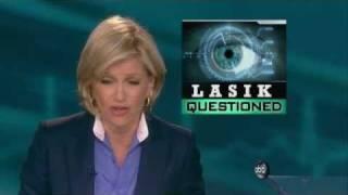 ABC News 9/22/10 LASIK Hindsight 20/20 with Morris Waxler