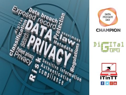 Digital Guru: Data Privacy Practices and Laws - Full Episode 18/01/2017
