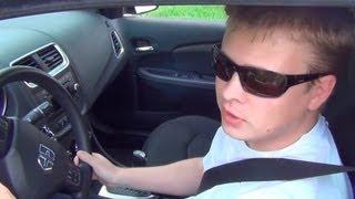 Аренда Dodge Avenger за 13$день (rent a car) | Orlando, Florida(Часто в американских фирмах по аренде автомобилей вы можете заказать машину малого класса по дешевой цене,..., 2013-06-15T19:40:08.000Z)