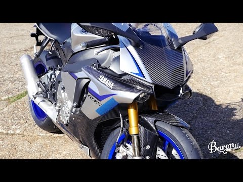 download Yamaha R1M Unboxing