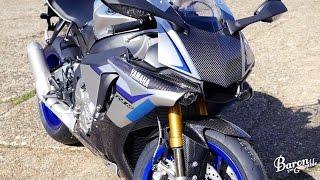 Yamaha R1M Unboxing