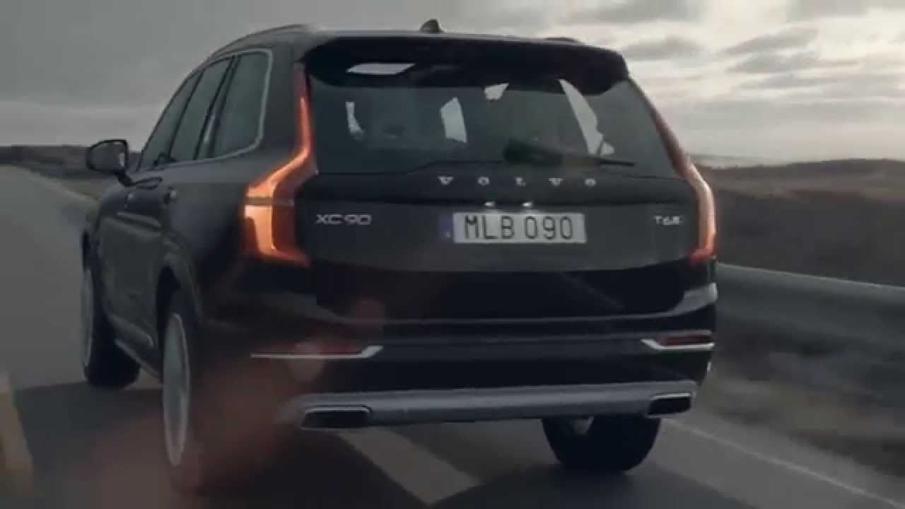 Volvo Xc90 Commercial >> New Volvo Xc90 Commercial Seasons Youtube