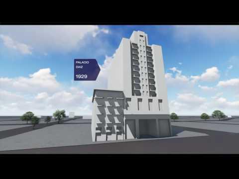 Proyecto Art Deco Montevideo