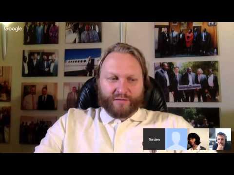 Interview mit Torsten Schreiber, mobile Solarcontainer für Afrika