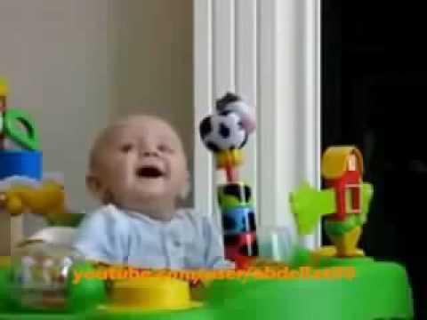 مقاطع مضحكة جدا للاطفال نهفات اطفال مضحك