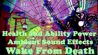 Health and Ability Power Ambient Pickups Sound Effects