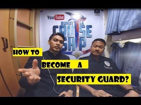 SECURITY GUARD – CRUISE SHIP JOBS