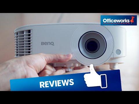BenQ DLP Projector MS550 Overview