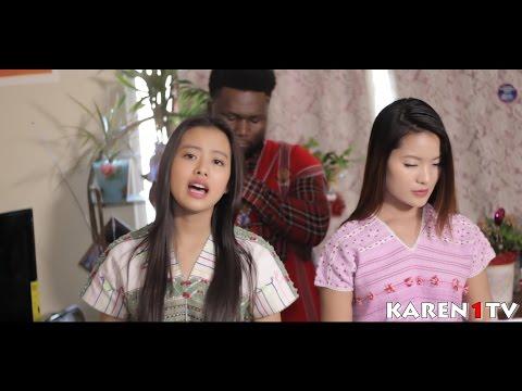 Karen1TV- Singing With Rain Soe and her Sister With Gideon Jackson