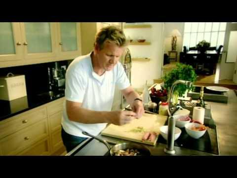 Rabbit Fricassee with Tagliatelli – Gordon Ramsay