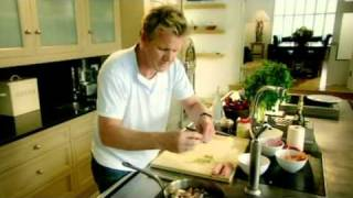 Rabbit Fricassee with Tagliatelli - Gordon Ramsay