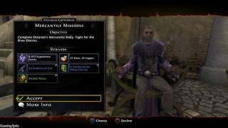Neverwinter Stuck at Mercantile Mission 100% Easy Fix