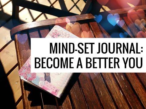 Mindset Journal // Become a Better You