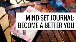 Mindset Journal // Become a Better You
