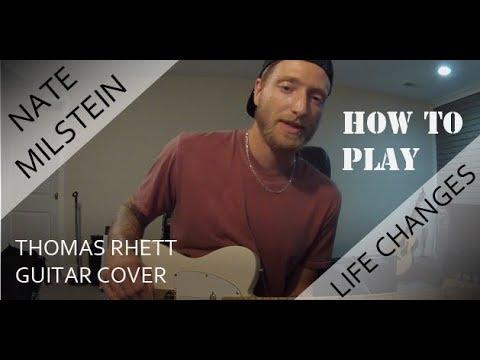 """How To Play """"Life Changes"""" - Thomas Rhett"""