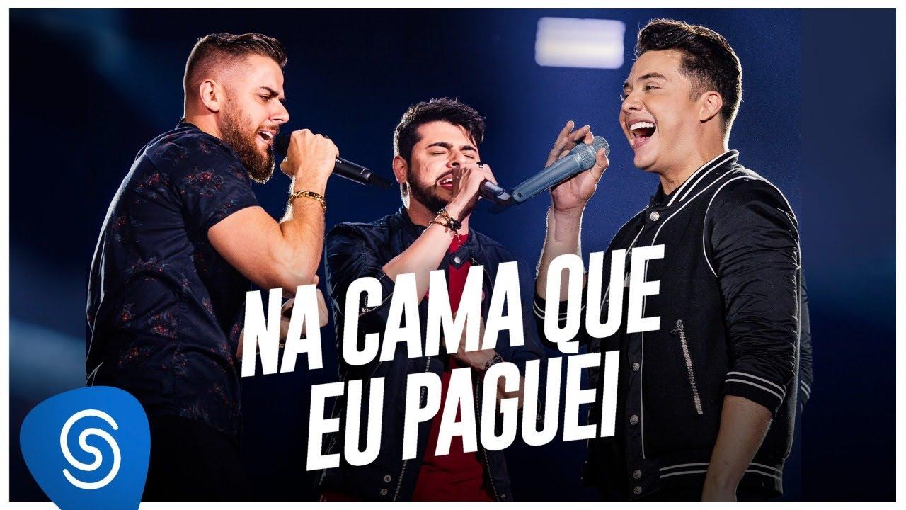 Wesley Safadão part. Zé Neto & Cristiano - Na Cama Que Eu Paguei [Garota VIP Rio de Janeiro]