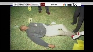 MSNBC, HLN Accidentally Air Image Of Trayvon Martin's Dead Body