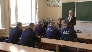 Переобучение инспекторов ГИБДД