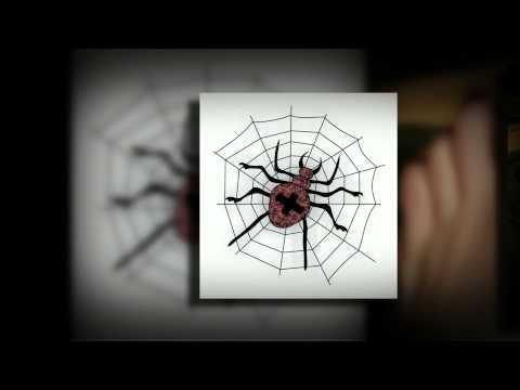 Укус паука крестовика, птицееда, чёрная вдова