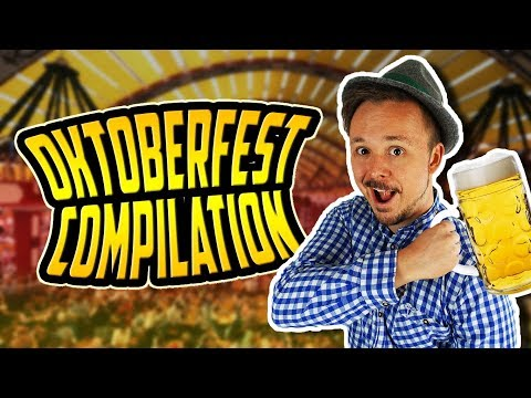 OKTOBERFEST MUNICH (Wiesn München) 2017 Compilation 🍺 Get Germanized