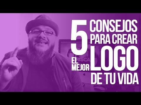 5 PASOS PARA CREAR EL MEJOR LOGO DE TU VIDA