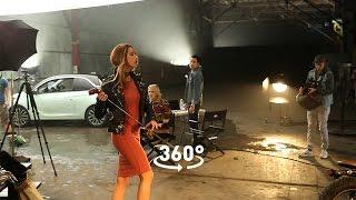 Carina im 360° Video mit dem Opel ADAM | Germany's next Topmodel 2017