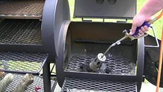 SmokingPit.com - Yoder Durango Smoker Review - Competition Grade Wood Pit