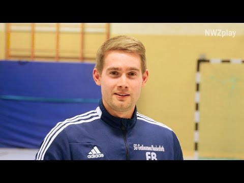 """Florian Bierbaum: Der """"Fußballheld"""" aus Elsfleth"""