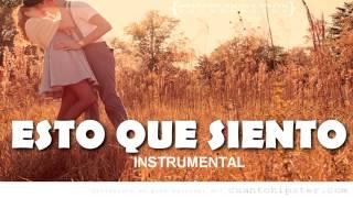 """""""ESTO QUE SIENTO"""" INSTRUMENTAL DE RAP ROMANTICO R&B [USO LIBRE] BEAT 2018"""