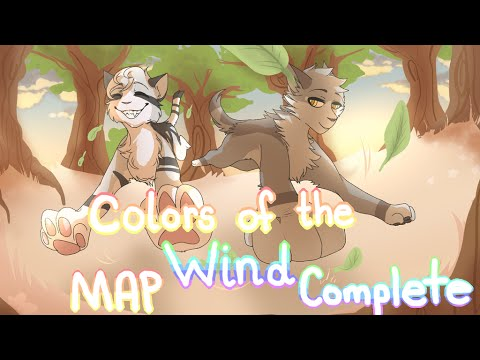 -GreyStripe and Mille- Colors of the Wind {Complete}