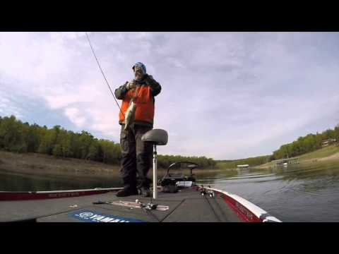 GoPro: Mark Davis pounds 'em on Norfork