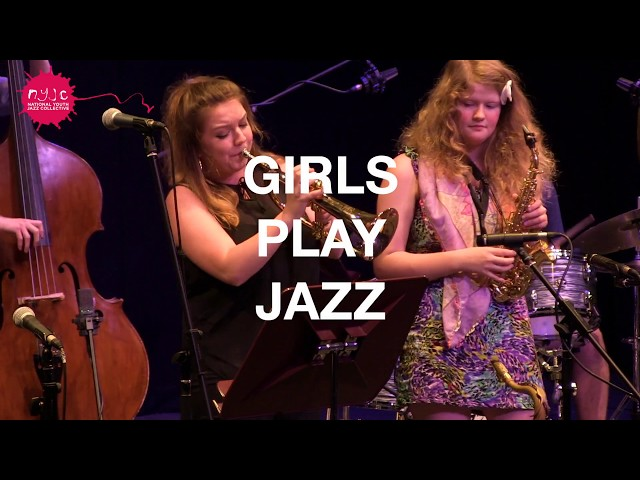 Girls Play Jazz