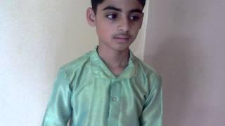 Kanada Kadalige - Rohan Shenoy  singing a Kannada Ever Green Folk Song