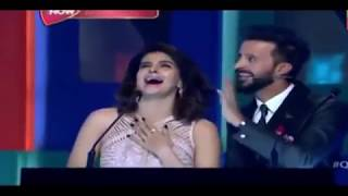 Atif Aslam Propose His Wife | Q Mobile Award Show
