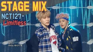 NCT127 - Limitless @Show Music Core Stage Mix
