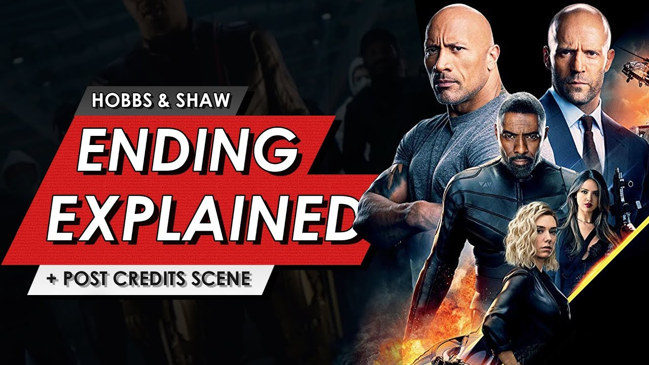 What the Hobbs & Shaw Post-Credits Scenes Mean for the Fast & Furious Franchise