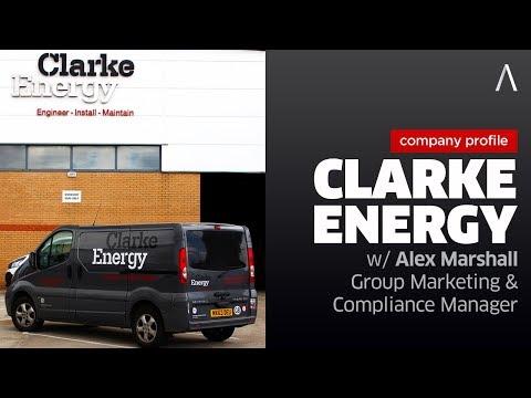 Clarke Energy - African Footprint Profile | Aspire Africa