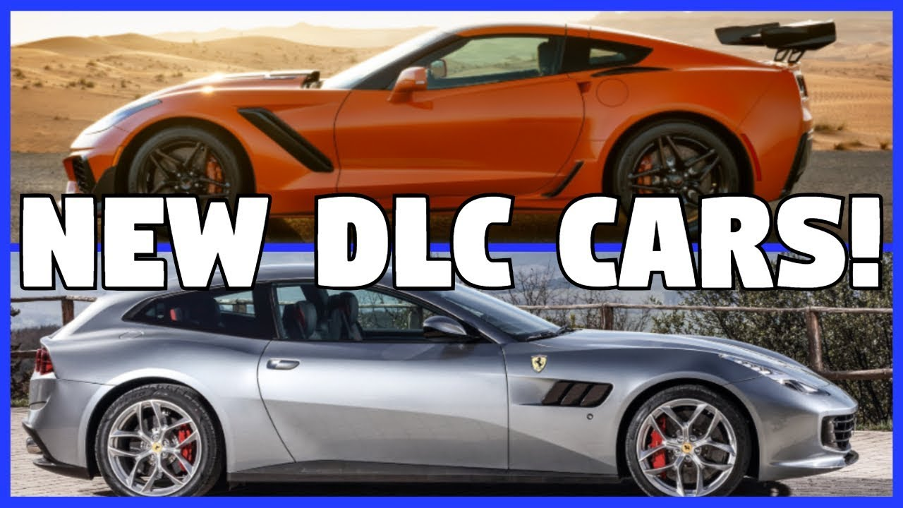 Forza Horizon 4 - DLC Cars List! (January 2019)