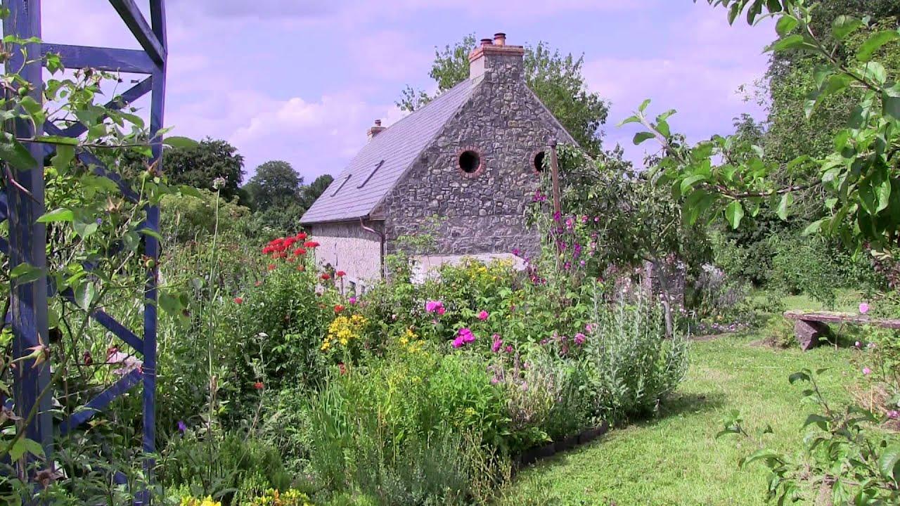 Un jardin fran ais en irlande youtube for Jardin francais