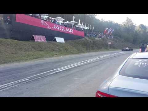 F1 car in South Africa!
