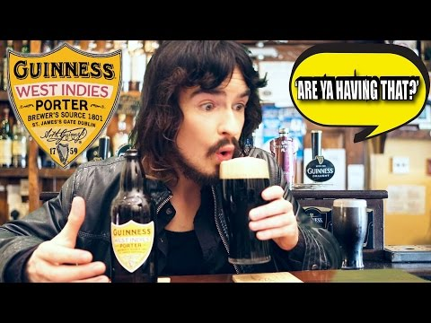 ||Guinness West Indies Porter|| - (Irish Review)