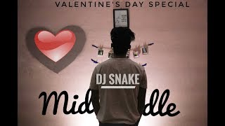 Valentine's Day Special Dance Cover | Dj Snake - Middle ft. Bipolar Sunshine