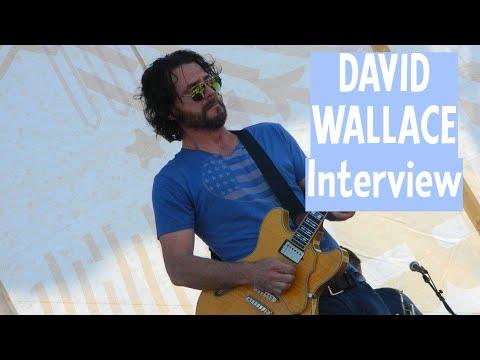 David Wallace Interview - Lead Guitarist, Jake Owen - Everyone Loves Guitar #103