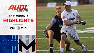 Chicago Union at Minnesota Wind Chill | Week 8 | Game Highlights
