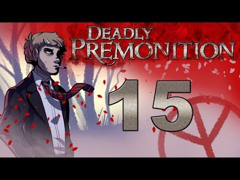 Deadly Premonition: The Director's Cut Gameplay Walkthrough Part 15 - Art Gallery