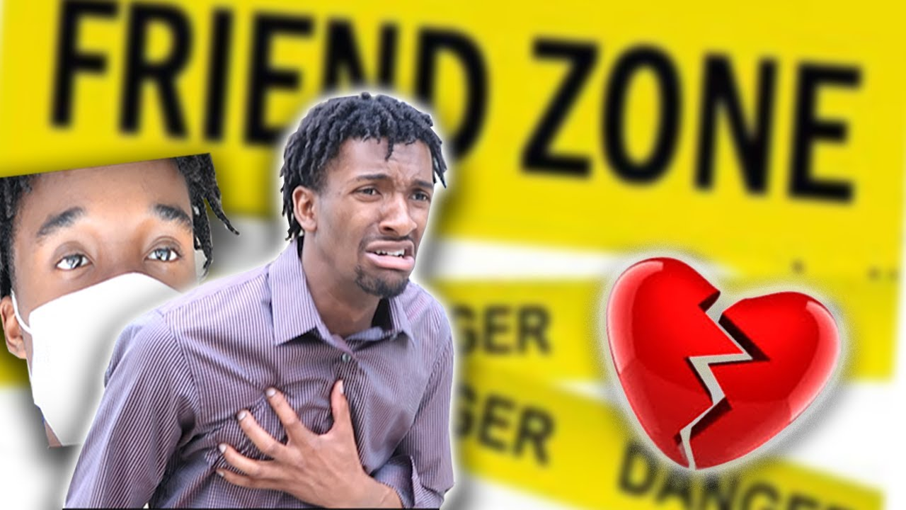 SHE FRIEND ZONED ME...