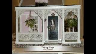 Building My First Kit Dollhouse